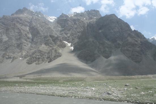 De Drass à Kargil