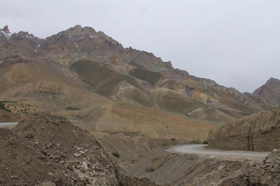 Zanskar - route de Lamayuru