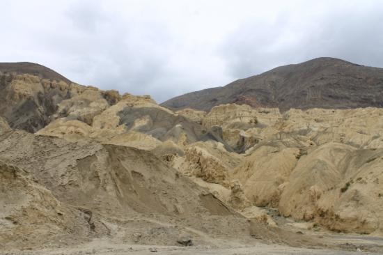Paysage route Lamayuru-Leh