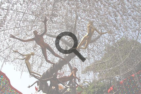 Inde le festival de durga puja dit non aux ogm