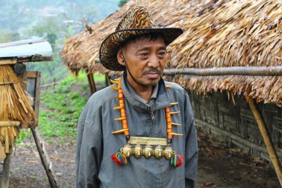 Roi Longwa Nagaland