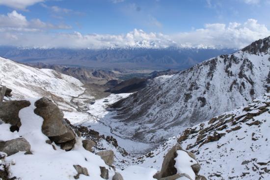 Vallee de la nubra col de Khardung la